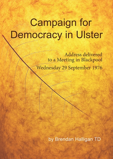 The Campaign for Democracy in Ulster