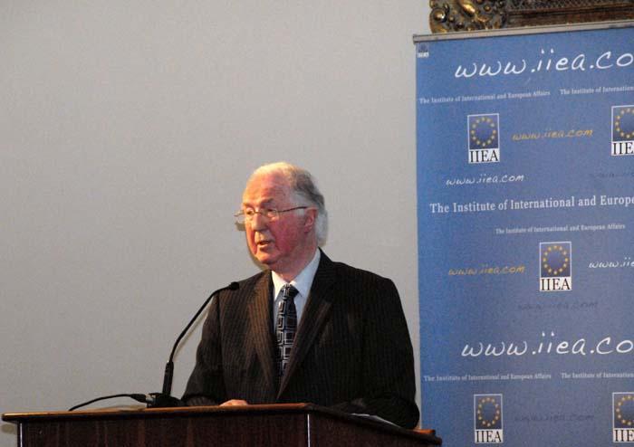 2 Dr Garret FitzGerald Lecture 2013