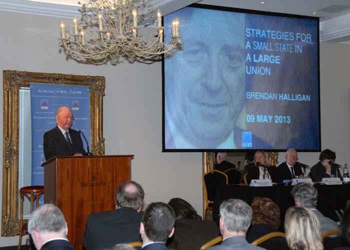 4 Dr Garret FitzGerald Lecture 2013