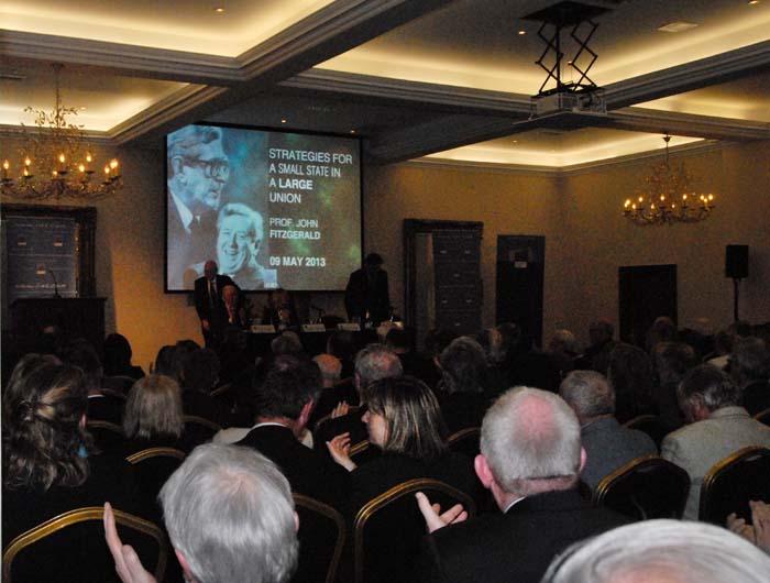5 Dr Garret FitzGerald Lecture 2013