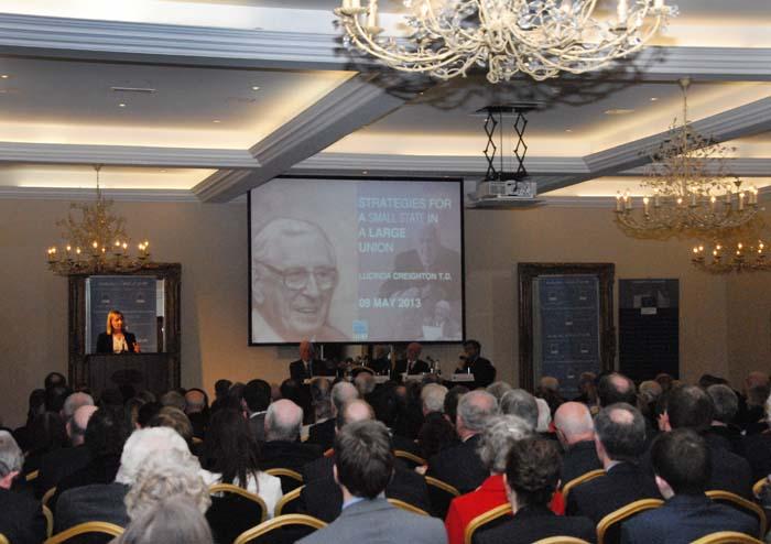 10 Dr Garret FitzGerald Lecture 2013