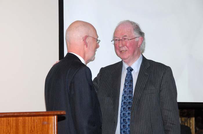 13 Dr Garret FitzGerald Lecture 2013