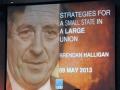 1 Dr Garret FitzGerald Lecture 2013