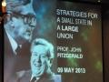 6 Dr Garret FitzGerald Lecture 2013