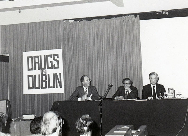 Conference on Dublin drug problem, Dublin 1983
