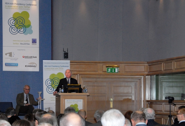 02 IIEA/TEPSA Irish Presidency Conference