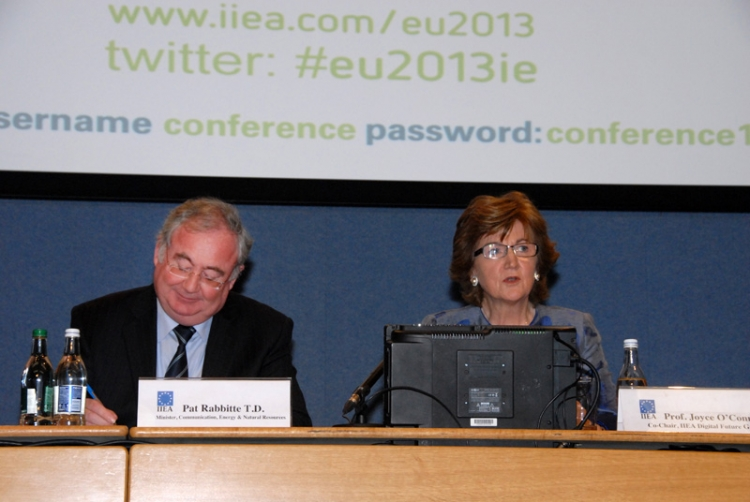 12 IIEA/TEPSA Irish Presidency Conference