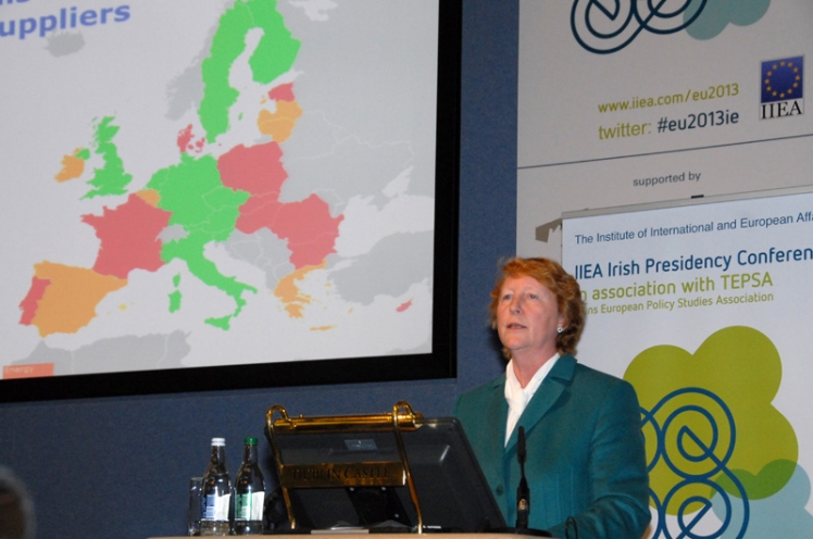 13 IIEA/TEPSA Irish Presidency Conference
