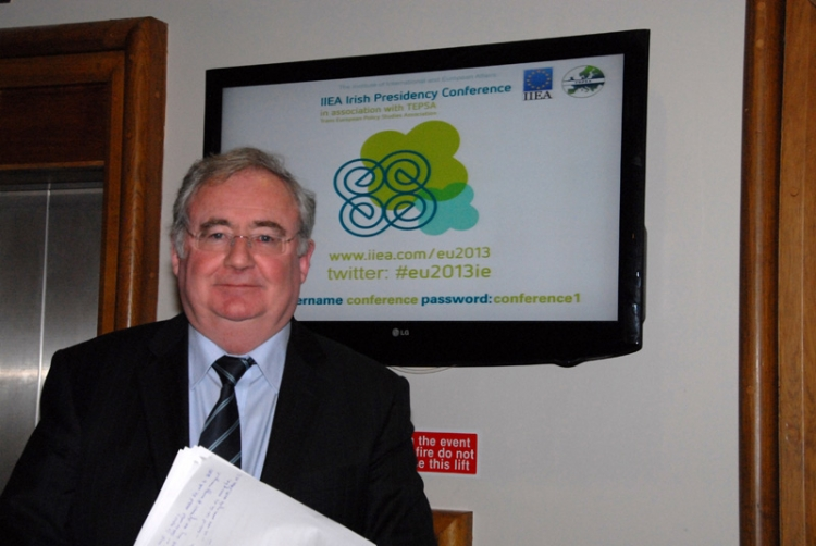 14 IIEA/TEPSA Irish Presidency Conference