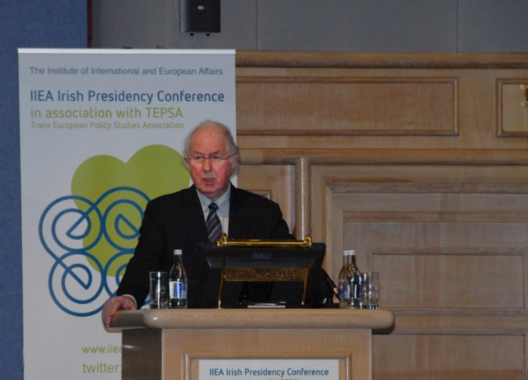 19 IIEA/TEPSA Irish Presidency Conference