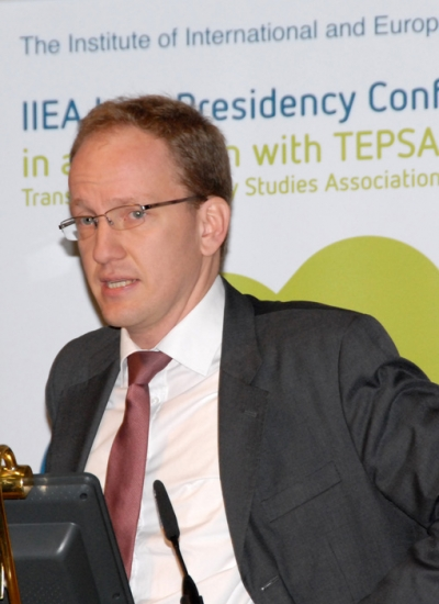 27 IIEA/TEPSA Irish Presidency Conference