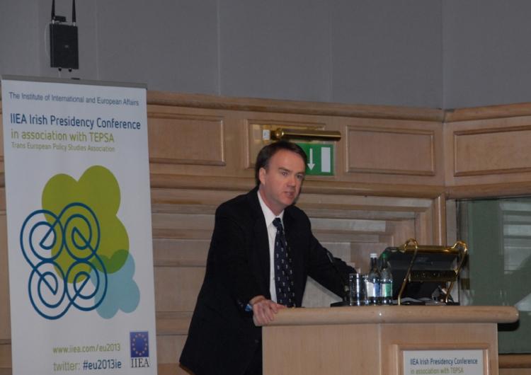 28 IIEA/TEPSA Irish Presidency Conference