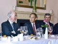 At a meeting of the IIEA Energy Policy Group – with Brendan Halligan, Steven Chu, Chairman of IIEA, the U.S. Secretary for Energy and Padraig McManus, former Chief of the ESB.