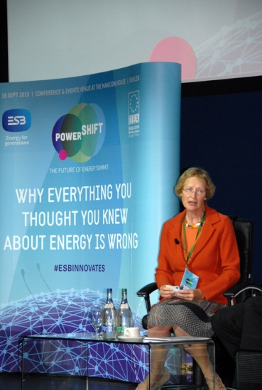 03 - Session One:  introduced by panel Chair Helen Donoghue, Research Fellow, IIEA
