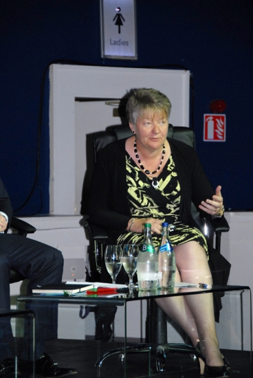 13 - Session III:  Investing in the Energy Future: chaired by Ellvena Graham, Chairperson Designate, ESB.