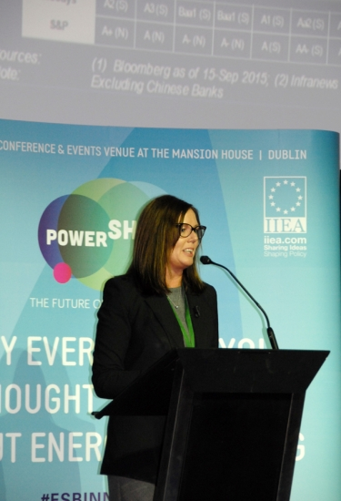 "16 - Lorna Shearin, Managing Director, RBC Capital and Markets, with a paper, ""Creating the Investment Environment for Energy"""