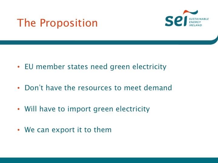5 Europe's Energy Exporter - Brendan Halligan
