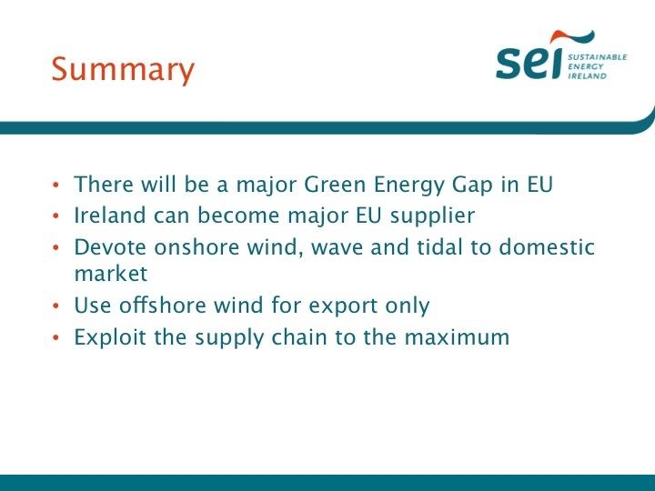 12  Europe's Energy Exporter - Brendan Halligan