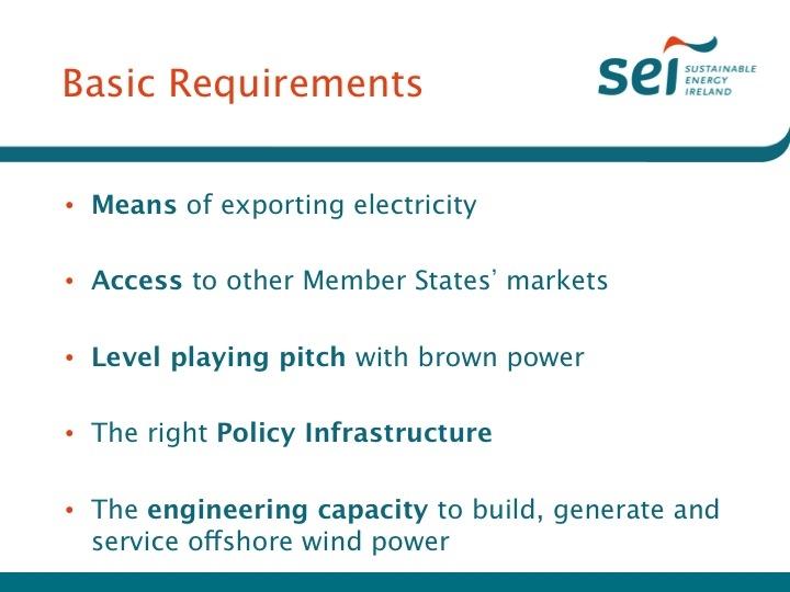 44 Europe's Energy Exporter - Brendan Halligan