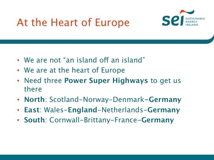 46 Europe's Energy Exporter - Brendan Halligan