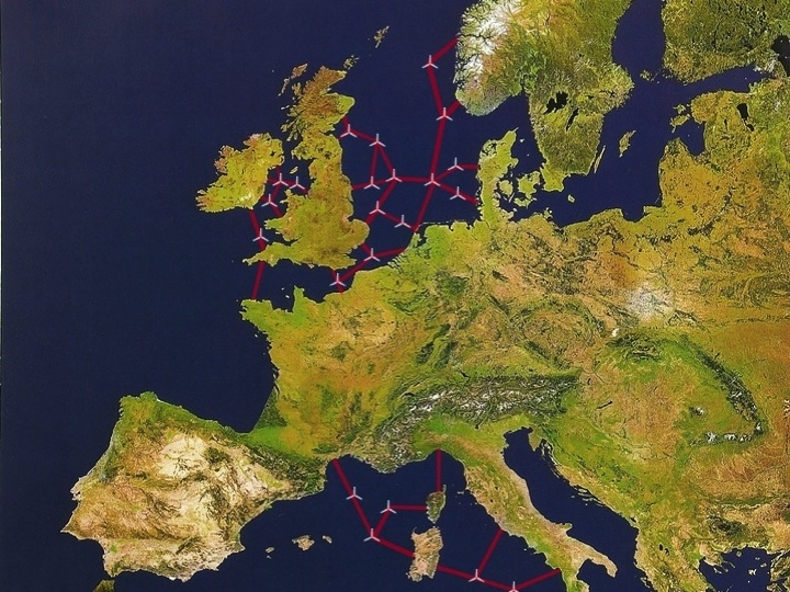 59 Europe's Energy Exporter - a presentation by Brendan Halligan