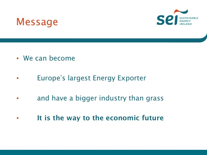 61 Europe's Energy Exporter -  by Brendan Halligan