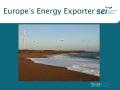 1 Europe's Energy Exporter - Brendan Halligan
