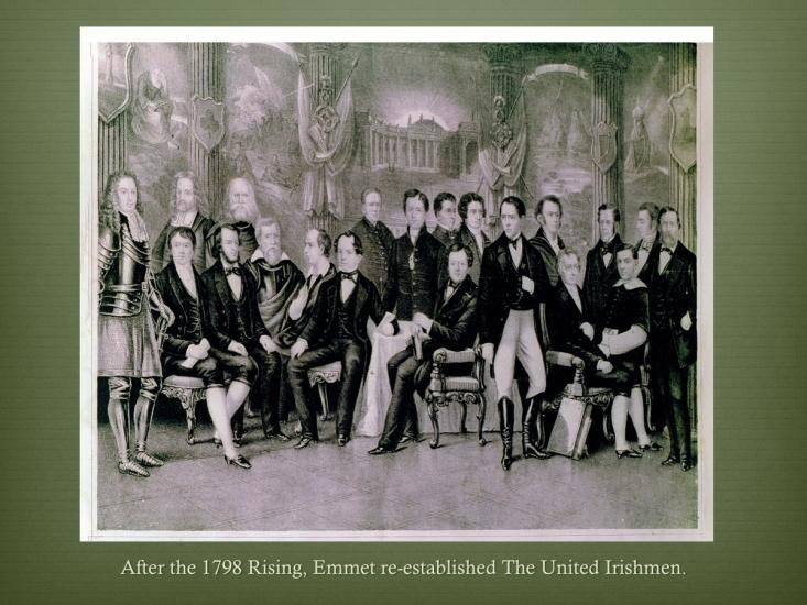 5 Robert Emmet 1778-1803