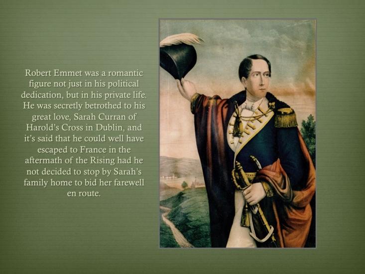 7 Robert Emmet 1778-1803
