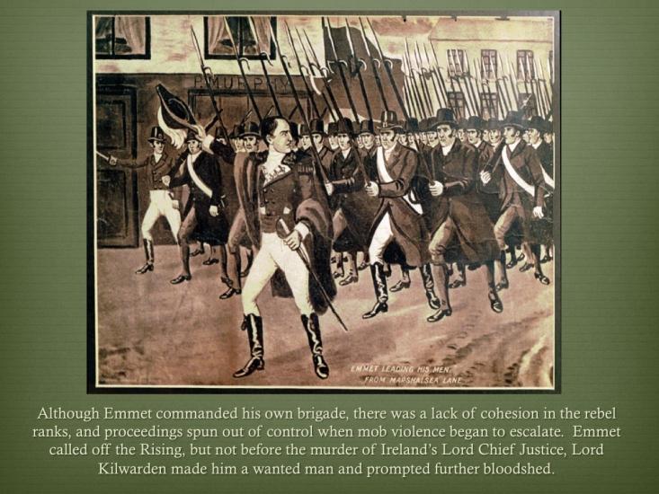 12 Robert Emmet 1778-1803