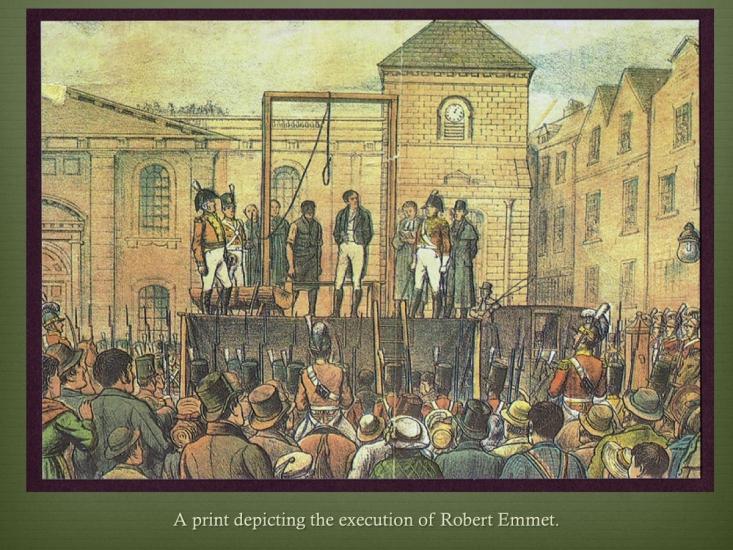 23 Robert Emmet 1778-1803
