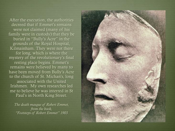 26 Robert Emmet 1778-1803