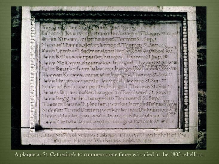 29 Robert Emmet 1778-1803