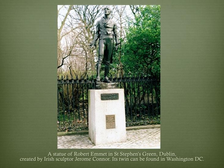 30 Robert Emmet 1778-1803