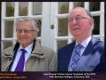 Jean-Claude Trichet, former President of ECB, with Brendan Halligan, Chairman, IIEA