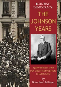 Building Democracy: The Johnson Years by Brendan Halligan
