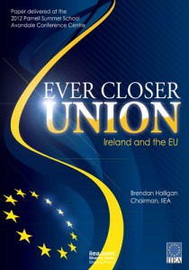 Ever Closer Union By Brendan Halligan