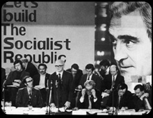 Labour Party Photographs - Brendan Halligan
